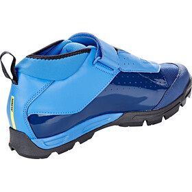 Mavic Deemax Elite Shoes Herren poseidon/indigo bun/black